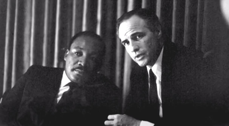 Listen To Me Marlon (2015), Martin Luther King Jr., Marlon Brando