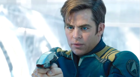 Star Trek Beyond (2016), Chris Pine
