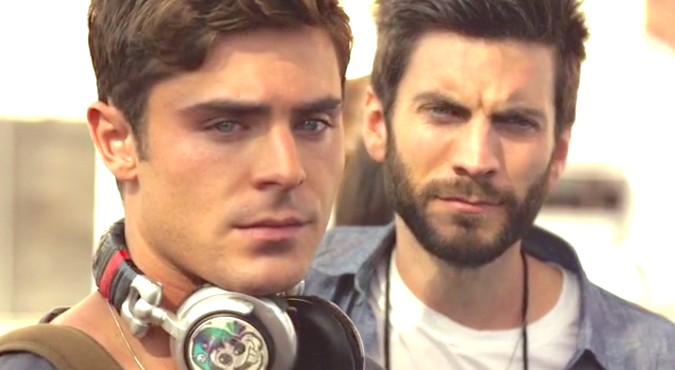 We Are Your Friends (2015), Zac Efron, Wes Bentley