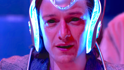 X-Men Apocalypse (2016), James McAvoy - Charles Xavier