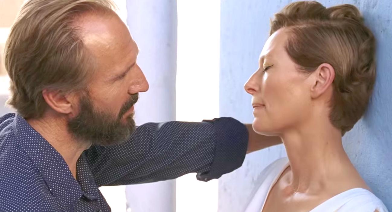 A Bigger Splash (2015), Ralph Fiennes, Tilda Swinton