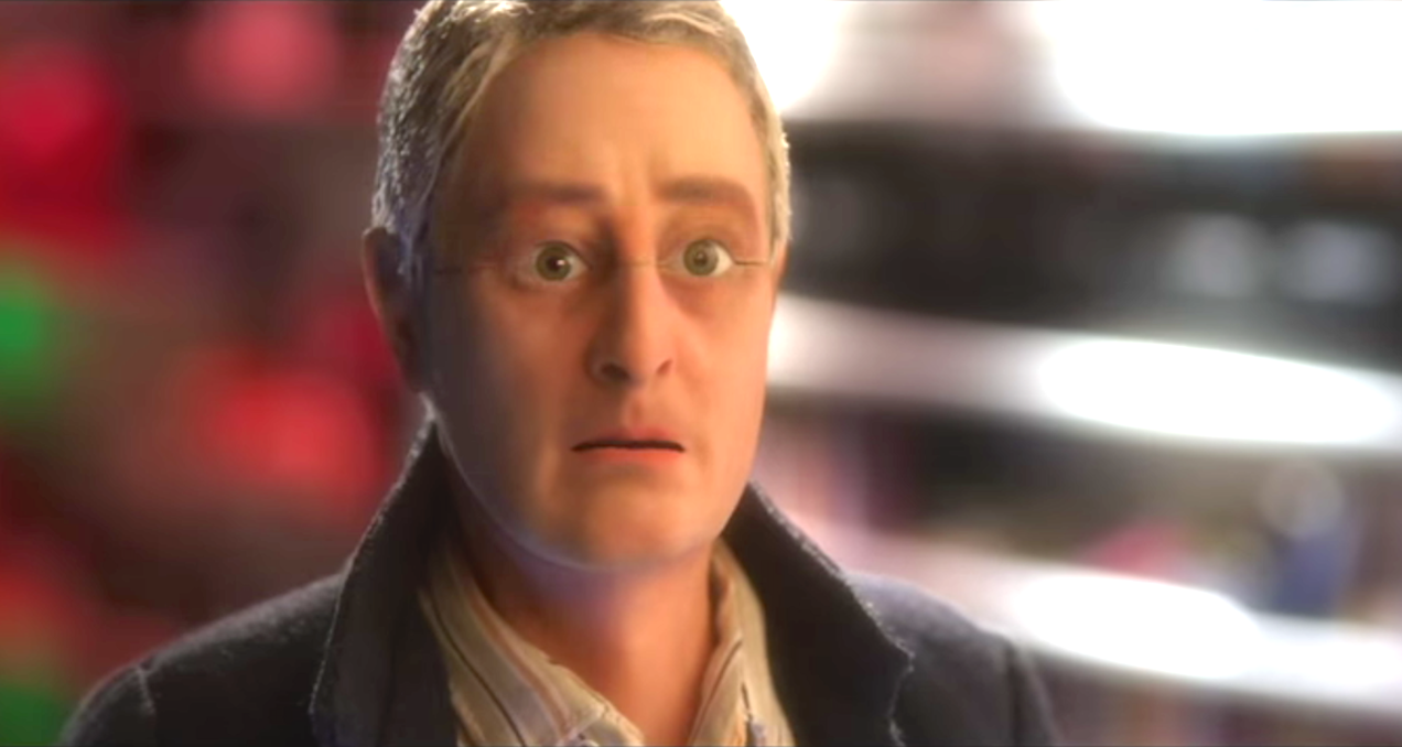 Anomalisa (2015), David Thewlis as Michael Stone