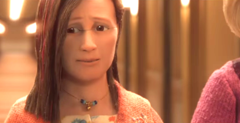 Anomalisa (2015), Jennifer Jason leigh as Lisa Hesselman