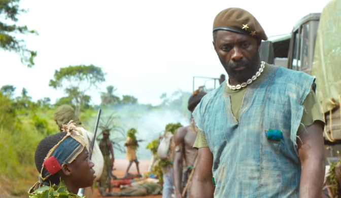 BEASTS OF NO NATION (2015): For The Performances By Abraham Attah & Idris Elba Plus The Story