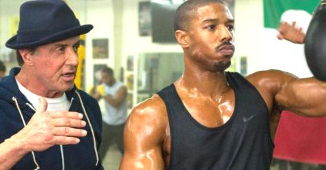 Creed (2015) Sylvester Stallone, Michael B. Jordan