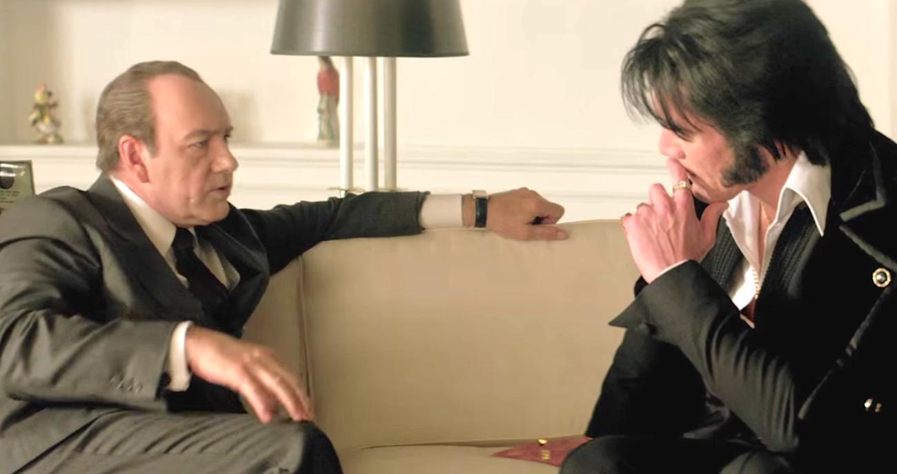 Elvis & Nixon (2016), Kevin Spacey, Michael Shannon