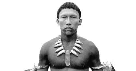 Embrace Of The Serpent (2015), Nilbio Torres as Young Karamakate