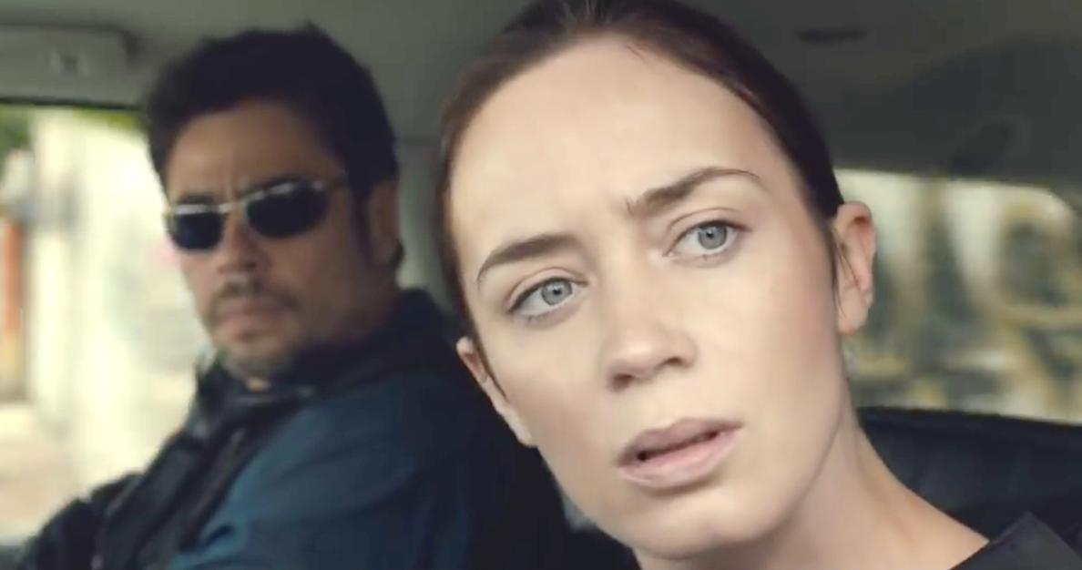 Sicario (2015), Benicio Del Toro, Emily Blunt