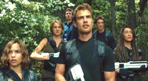 The Divergent Series - Allegiant (2016), Zoe Kravitz, Shailene Woodley, Theo James, Ansel Elgort, Miles Teller, Maggie Q