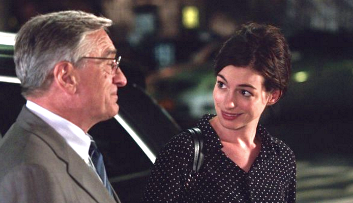 The Intern (2015), Robert De Niro, Anne Hathaway