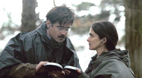 The Lobster (2015), Colin Farrell, Rachel Weisz