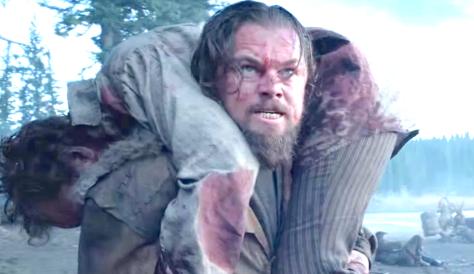 The Revenant (2015): Leonardo DiCaprio