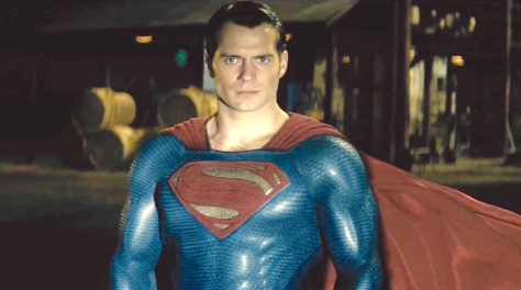 Batman v Superman Dawn Of Justice (2016), Henry Cavill