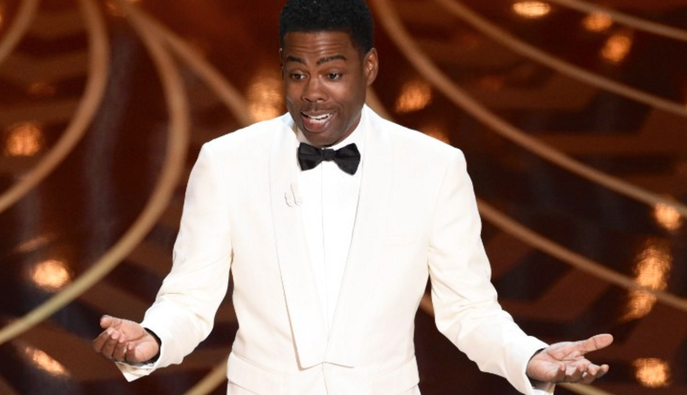 Chris Rock, Oscars 2016