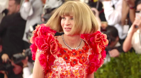 First Monday In May (2016), Anna Wintour