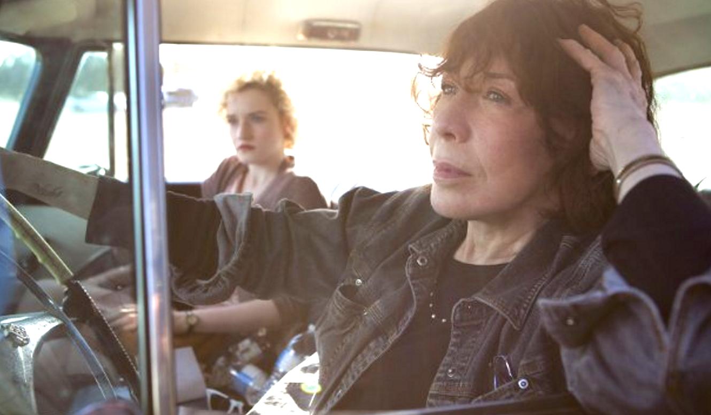 Grandma (2015),  Julia Garner, Lily Tomlin,