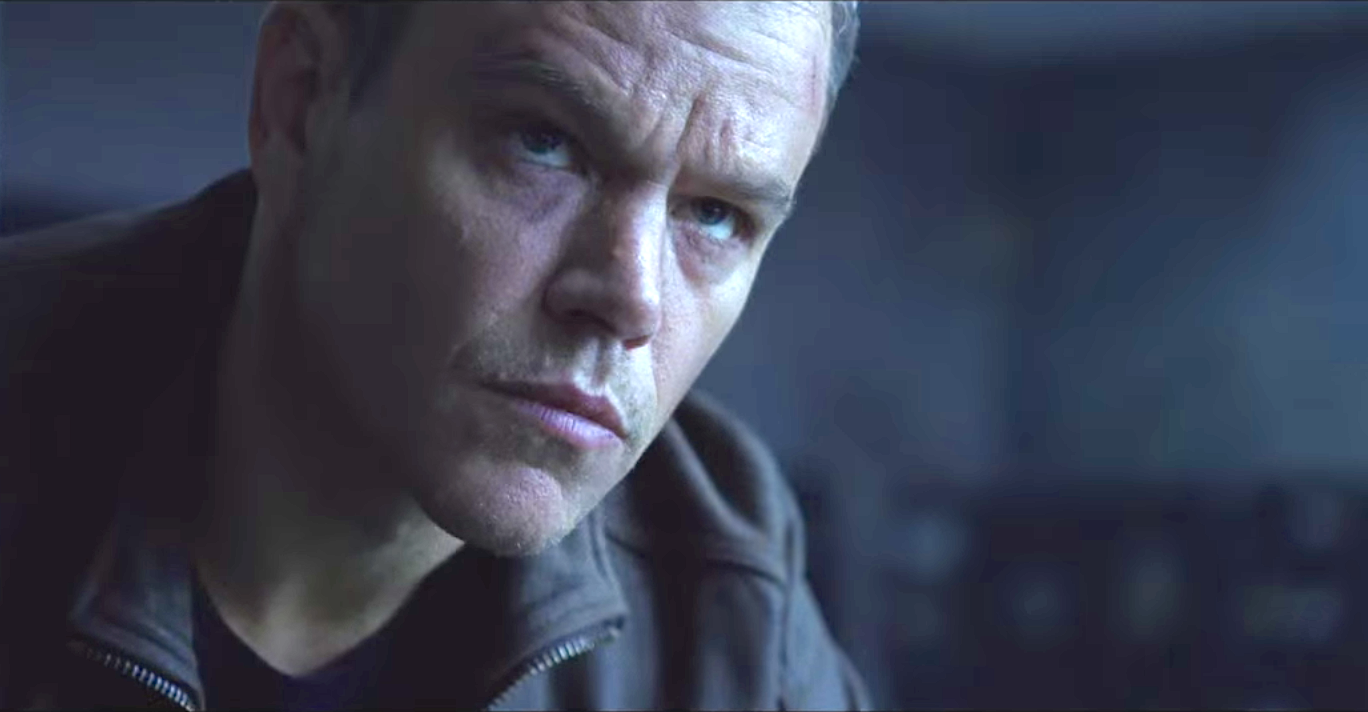 Jason Bourne (2016), Matt Damon