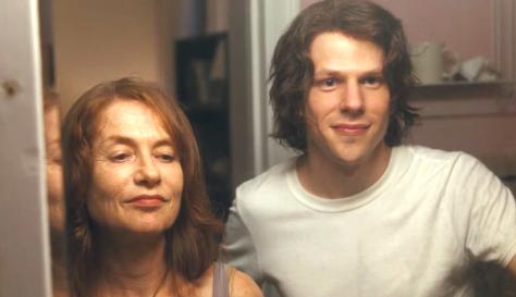 Louder Than Bombs (2015), Isabelle Huppert, Jesse Eisenberg