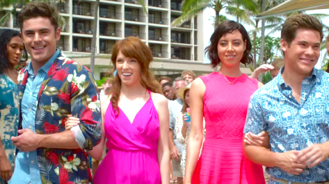 Mike & Dave Need Wedding Dates (2016), Zac Efron, Anna Kendrick, Aubrey Plaza, Adam DeVine