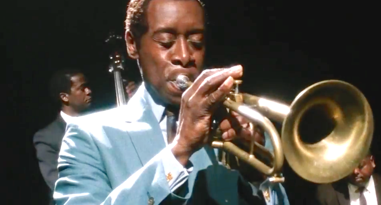 Miles Ahead (2015), Don Cheadle as Miles Davis