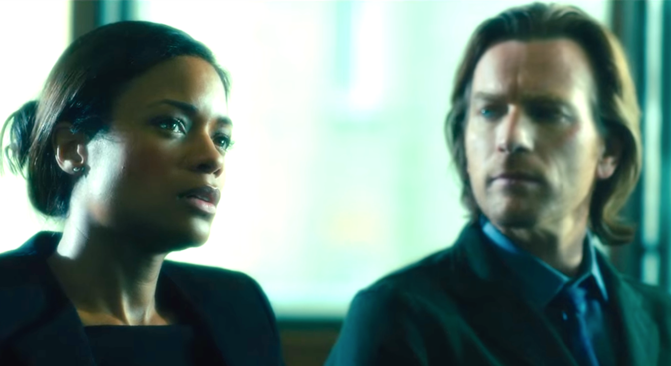 Our Kind Of Traitor  (2016), Naomie Harris, Ewan McGregor