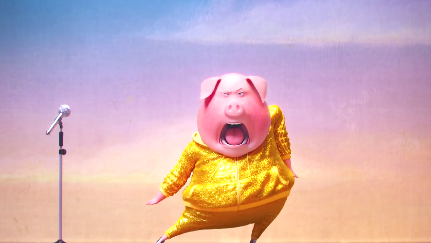 Sing (2016), Singing and Dancing Pig