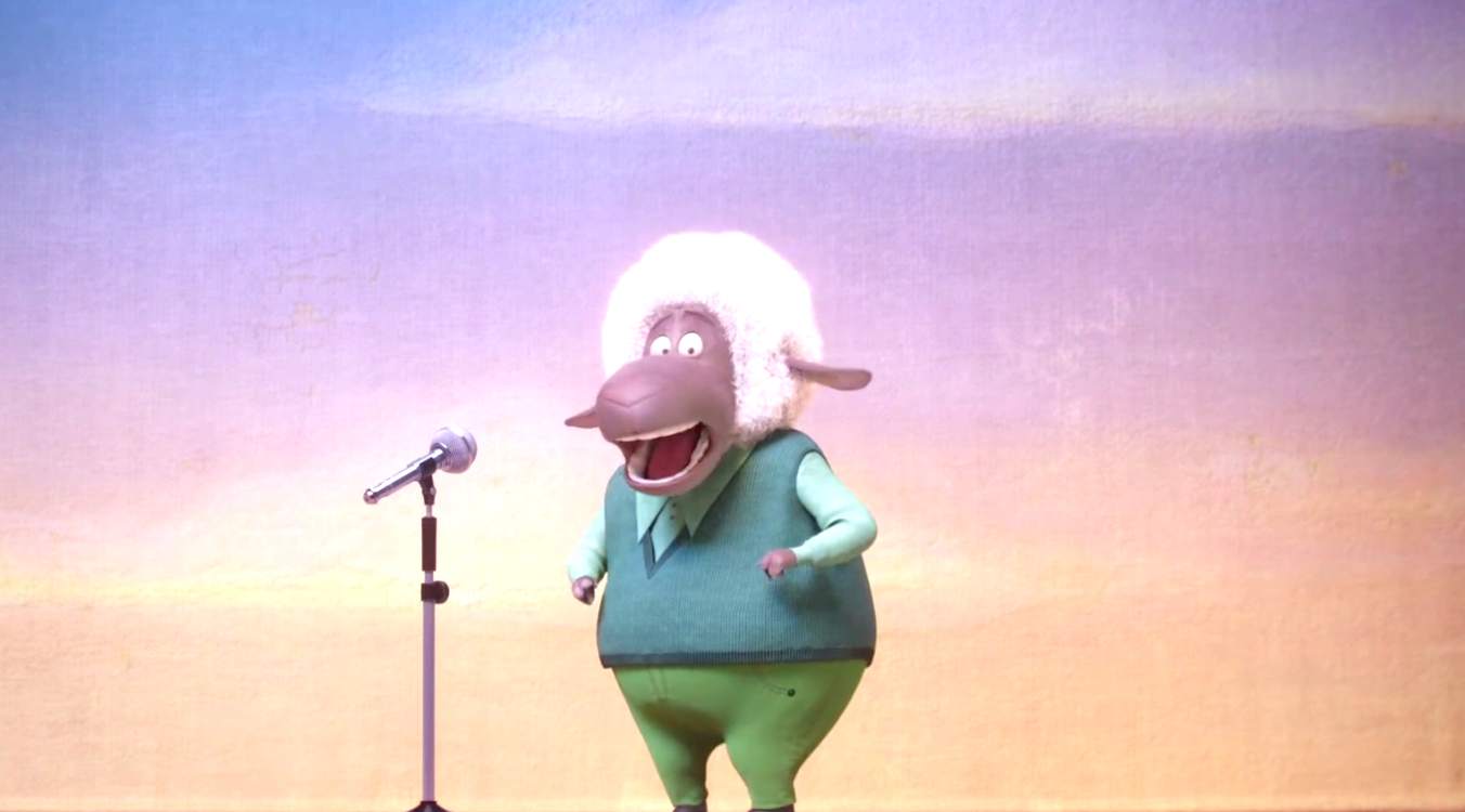 Sing (2016), Singing Sheep