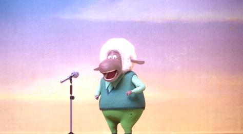 Sing (2016), Singing Sheep