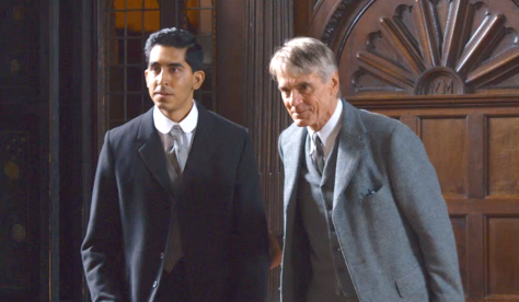 The Man Who Knew Infinity (2015), Dev Patel, Jeremy Irons