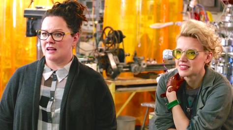 Ghostbusters (2016), Melissa McCarthy, Kate McKinnon