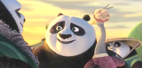 Kung Fu Panda 3 (2016), Jack Black as Po