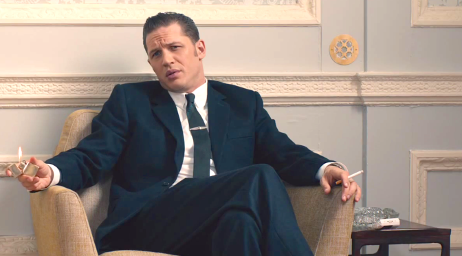 LEGEND (2015): For The Humour & Double Tom Hardy Experience