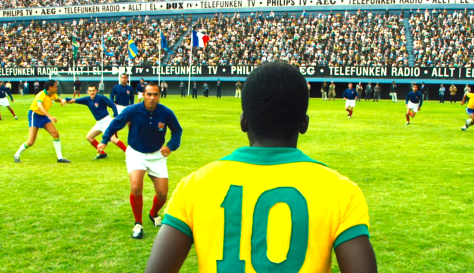 Pelé (2016), Kevin de Paula