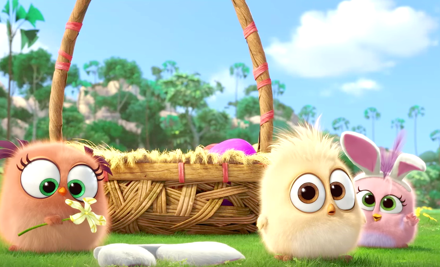 The Angry Birds Movie 2016 An Easter Message From The Hatchlings The Movie My Life