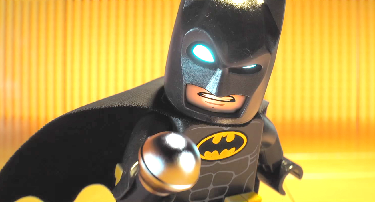 The Lego Batman Movie (2017), Will Arnett