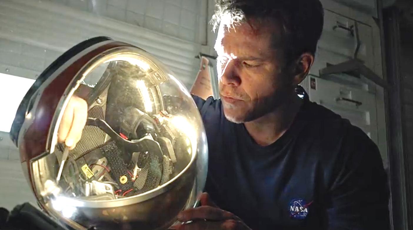 The Martian (2015) Matt Damon