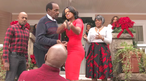 Almost Christmas (2016), Romany Malco, Danny Glover, kimberly Elise, Gabrielle Union, Mo'Nique, Nicole Ari Parker