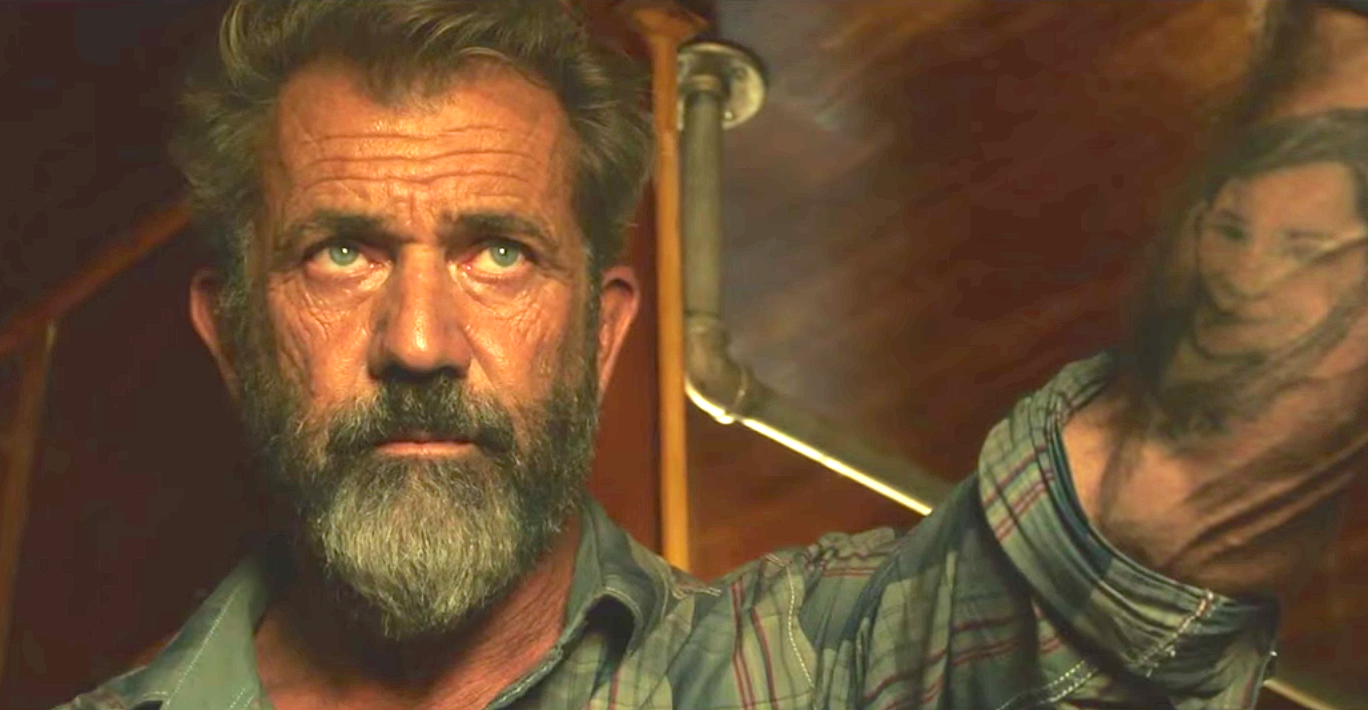Blood Father (2016), Mel Gibson