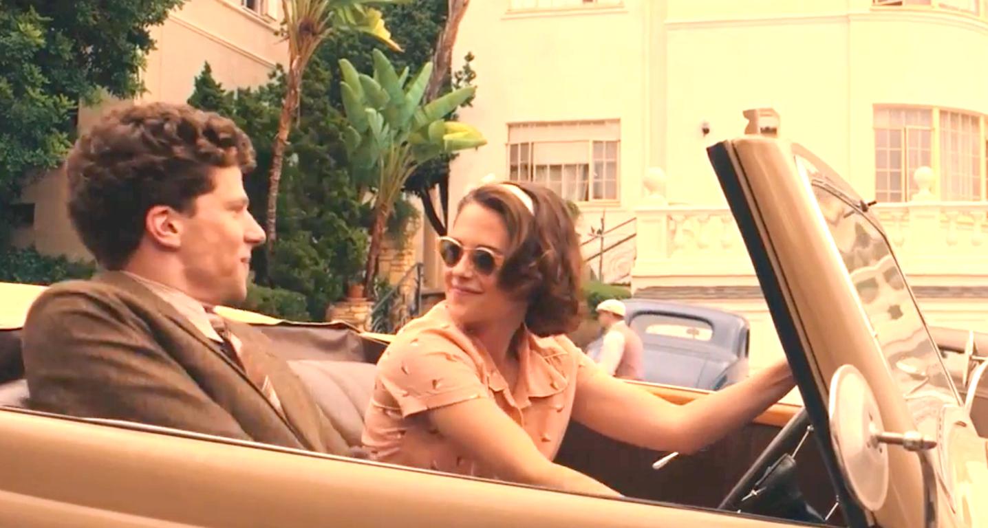 Café Society (2016), Jesse Eisenberg, Kristen Stewart