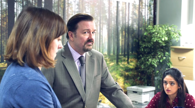 DAVID BRENT – LIFE ON THE ROAD (2016): New Trailer Starring Ricky Gervais