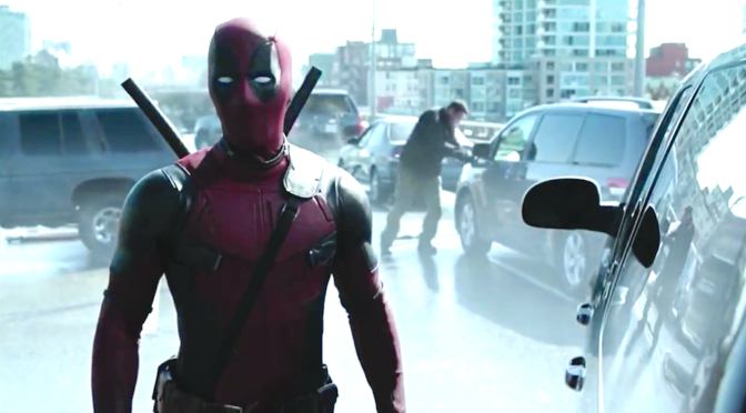 DEADPOOL (2016): For The Cool Action & Refreshing Dialogue