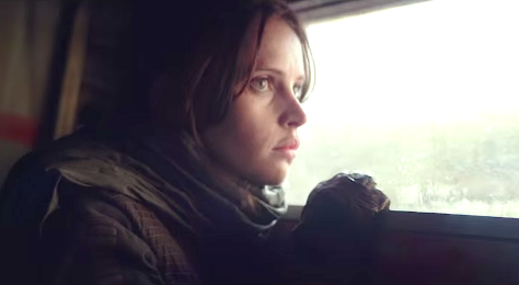 Rogue One - A Star Wars Story (2016), Felicity Jones