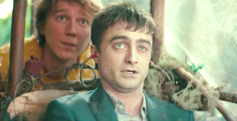 Swiss Army Man (2016) Paul Dano, Daniel Radcliffe