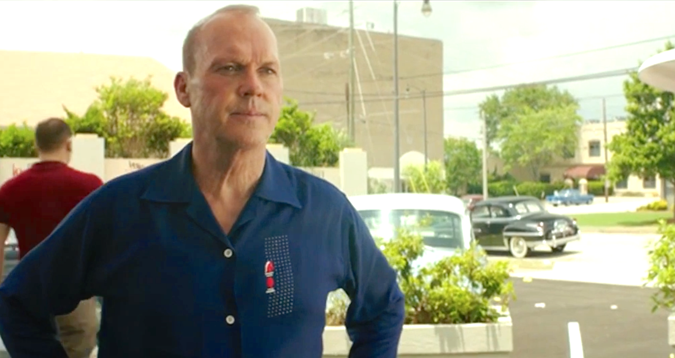 The Founder (2016), Michael Keaton