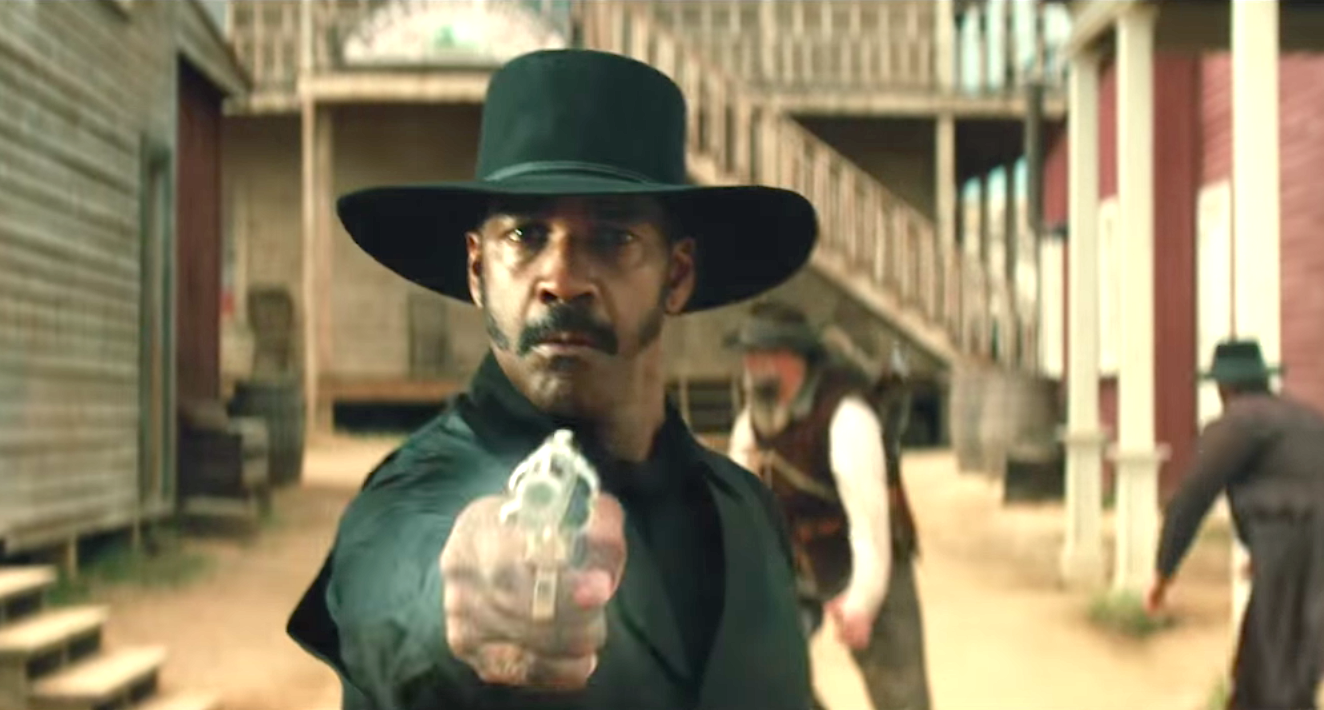 The Magnificent Seven (2016), Denzel Washington