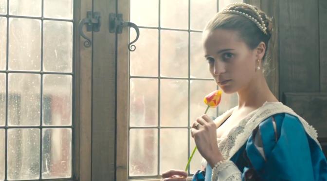 TULIP FEVER (2016): New Trailer From Alicia Vikander, Christoph Waltz & Dane DeHaan