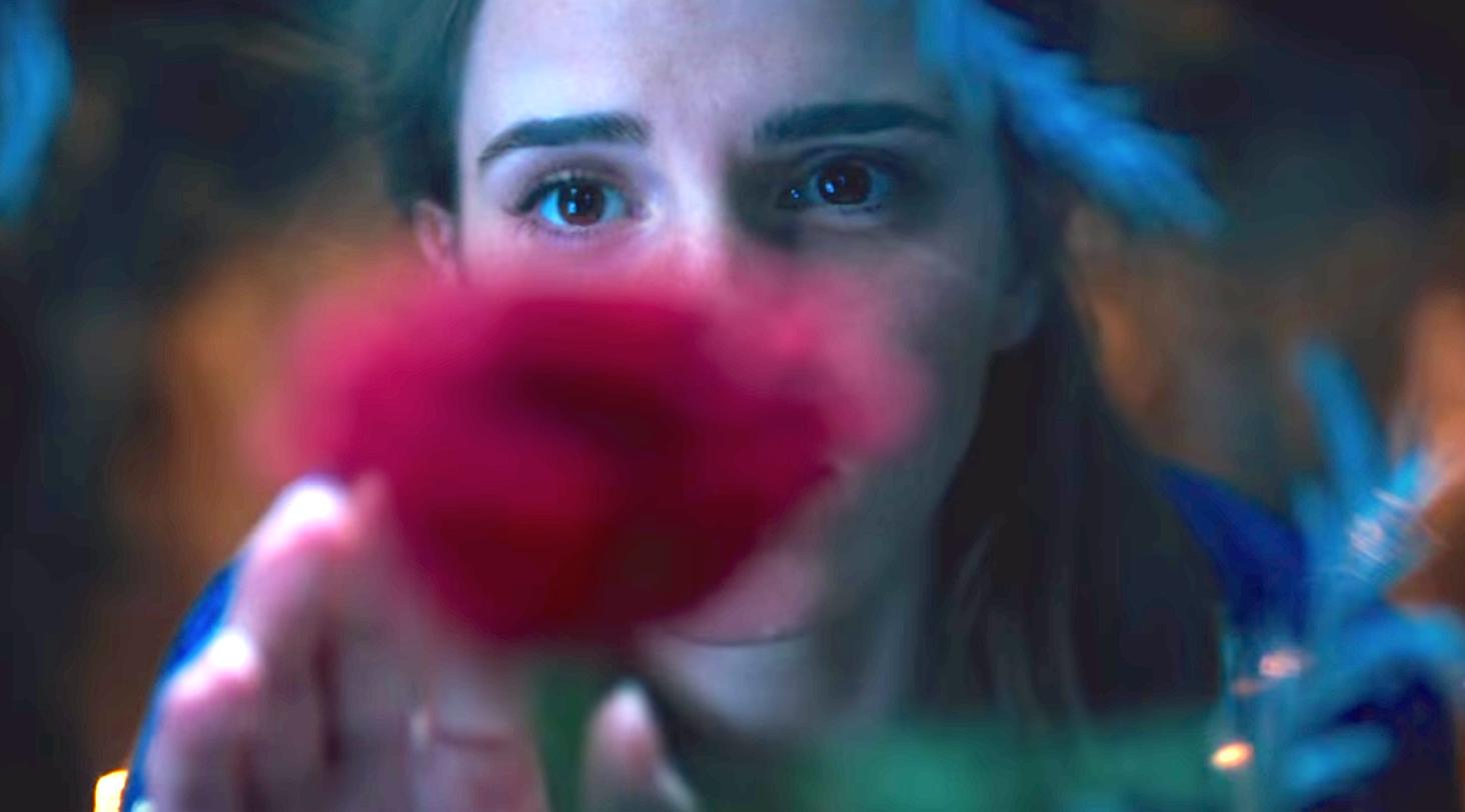 Beauty The Beast 2017 New Trailer From Emma Watson
