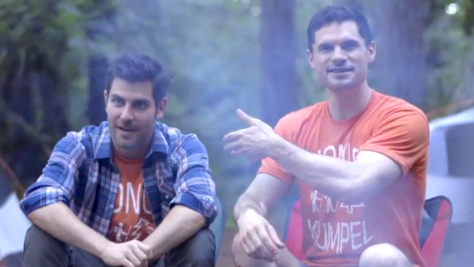 Buddymoon (2016), David Giuntoli, Flula Borg