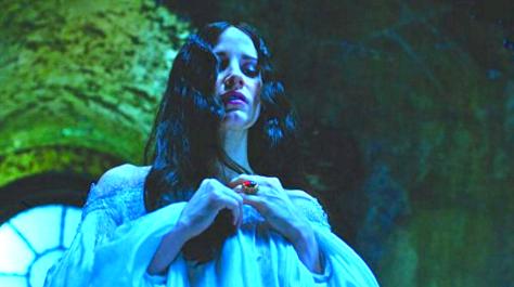Crimson Peak (2015), Jessica Chastain