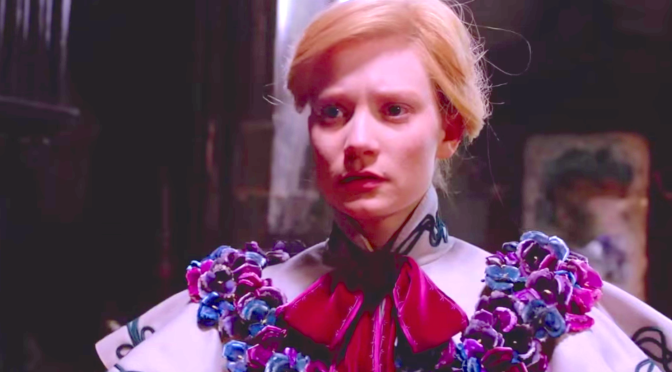 CRIMSON PEAK (2015): Style, Story & Cinematography…